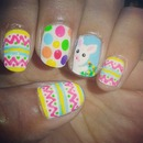 My Easter Nails