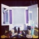 <3 My Makeup Mirror.