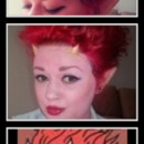 My Ugly Americans - Callie Maggotbone Makeup