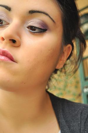soft purple look 2