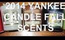 COLLECTION REVIEW HAUL: YANKEE 2014 NEW FALL SCENTS!