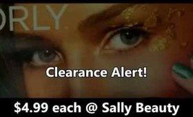 Clearance Alert! Orly Sparkle ($4.99 @ Sally Beauty)