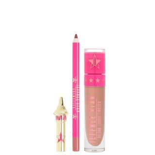 Velour Lip Kit Mannequin