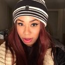 Cozy for winter, selfie on fleek