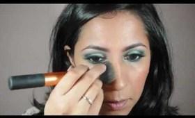 Makeup Tutorial: Ocean Breeze