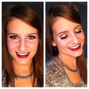 Holiday Glamour Makeup | Lemonrevolution