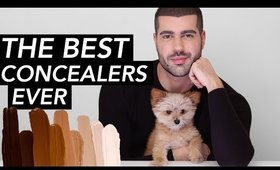 MY 14 TOP RATED CONCEALERS OF ALL TIME!   Hindash