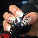 My beautiful personal nails ^.^