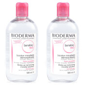 Bioderma Sensibio H2O 500 ml Duo