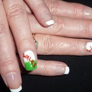 Wales French Manicure