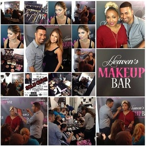 Success! My Celebrity Highlight & Contour Seminar was so amazing today! Truly a day I will never forget. So much fun and met some amazing people today. Thanks to everyone who came and inspired me!! I hope I returned the favor <3 my student (IG: Makeupbyjanet) made this awesome collage! Check out more on Instagram: #DCSeminar