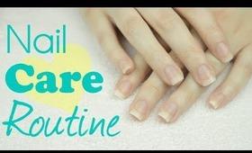 My Nail Care Routine | cutepolish