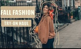 Fashion Try On Haul. More Autumnal pieces 🍂