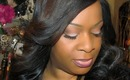 ♥Loose Romantic waves using Flexirods♥ Queenofthewink Hair♥