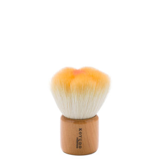 KOYUDO Innovative Series F002 Powder/Blush Brush - Orange