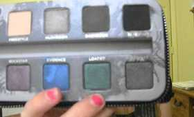 NEW Urban Decay SMOKED Palette - review & swatches!