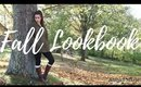 What To Wear For Fall | Fall Lookbook 2016