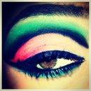 Xmas eyes by jaz