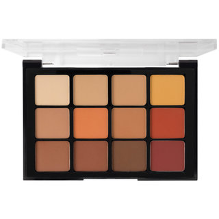 Eye Shadow Palette 10 Warm Mattes