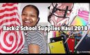 Cute Target Back To School Supplies Haul 2018 (College Edition)