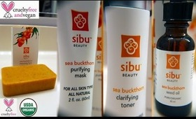 Review :: Sibu Beauty Products