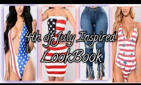 4th of July inspired picture LookBook| FASHION NOVA| HOT MIAMI STYLES