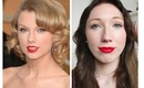 Taylor Swift Makeup Tutorial | Chloe Luckin