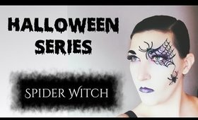 Halloween Series | Spider Witch Tutorial