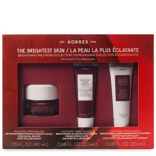 Korres The Brightest Skin Wild Rose Collection