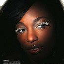 Bling beauty editorial
