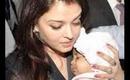 CUTE aishwarya rai daughter - aishwarya rai baby pics and Aaradhya Bachchan with aish photos