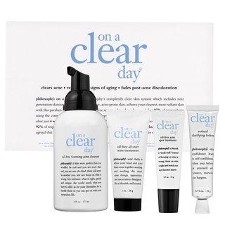 Philosophy On a Clear Day® Skin System