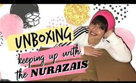 Keeping Up With The Nurazais *Exciting Unboxing*