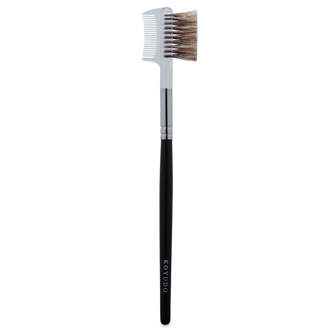KOYUDO Casual Series C-47 Brush & Comb Clear product swatch.