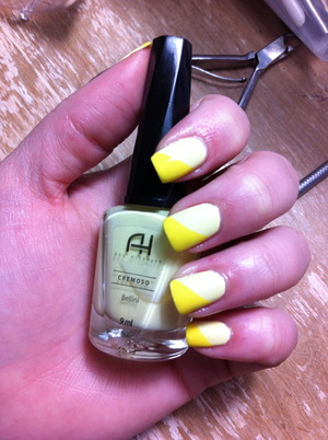 3. yellow nails