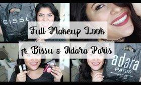 Full Makeup Look ft. Bissu and Adara Paris