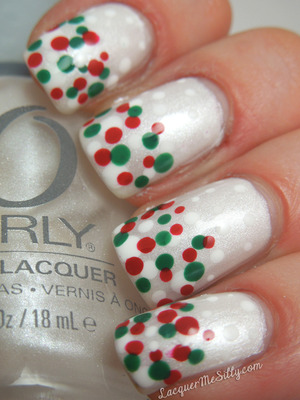 Base color - Orly Au Champagne
