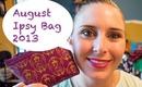 August Ipsy Bag 2013