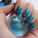 BYS Glitter Kit For Nails - Putting On The Glitz