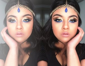 Details of Look: http://lovecraftnwitchheart.wordpress.com/2014/09/13/haifa-wehbe-inspired-arabic-makeup/
