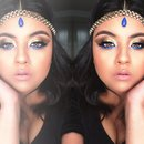 Haifa Wehbe Inspired Arabic Look