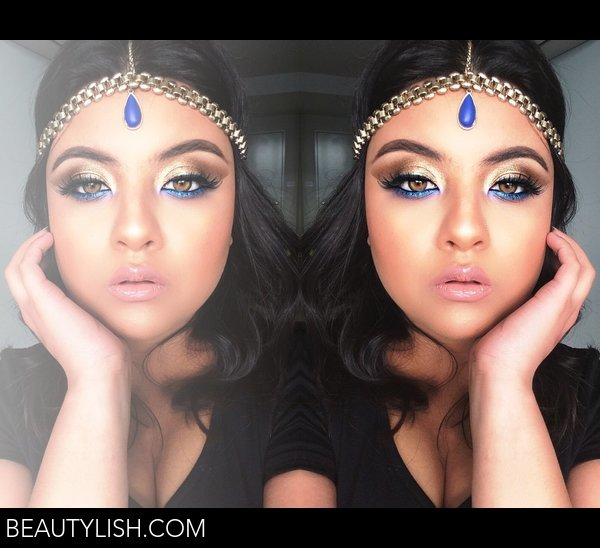 Haifa Wehbe Inspired Arabic Look Afsana Is Photo Beautylish