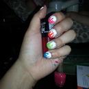 wt paint nails