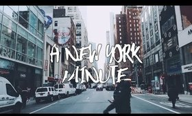 a new york minute | JORD | Contest in the description!