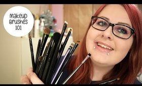 Makeup Brushes 101 | Small Brushes