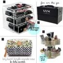 Organizing Make-Up