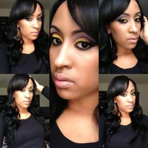 Mac,makeupforever ,feugo palette