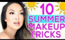 10 Summer Makeup Tricks For That INSTANT Bronze Glow!