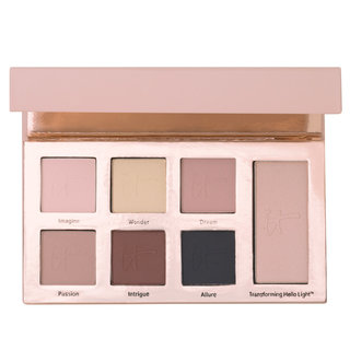 Naturally Pretty Essentials Matte Luxe Transforming Eyeshadow Palette