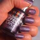 Layla Cloudy Violet